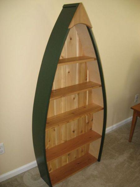 Canoe Shelf Woodpeckers Mid Life Crisis
